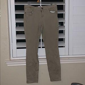 No boundaries skinny jeans| lightly used twice